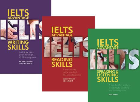IELTS Advantage - Advanced level