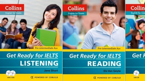 Get Ready for IELTS - Pre-Intermediate level