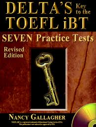 Delta Key to the Next Generation TOEFL Test