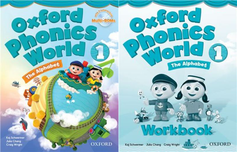 oxford phonics world 1 free download